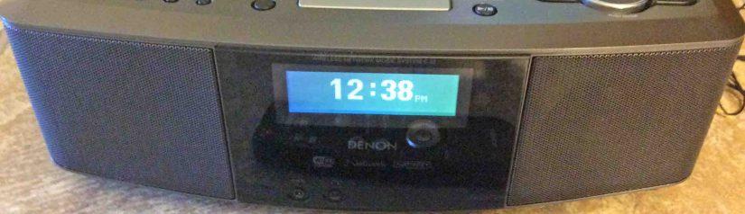 Denon S 32 WiFi Internet Radio Music System Review