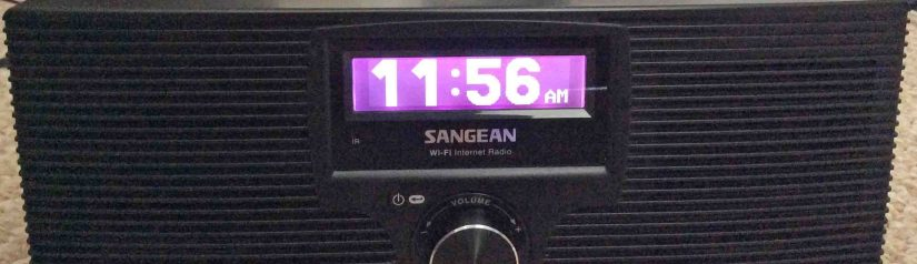 Sangean WFR-20 Wi-Fi Internet Radio Review