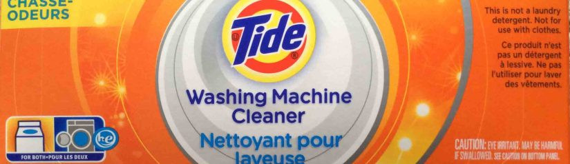Tide Washing Machine Cleaner Review for HE