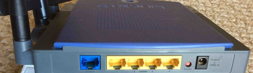 Linksys WRT300N Router Review, Wireless-N Broadband