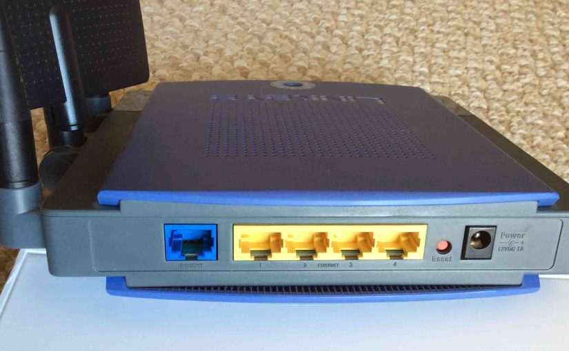 Linksys WRT300N Router Review, Wireless-N