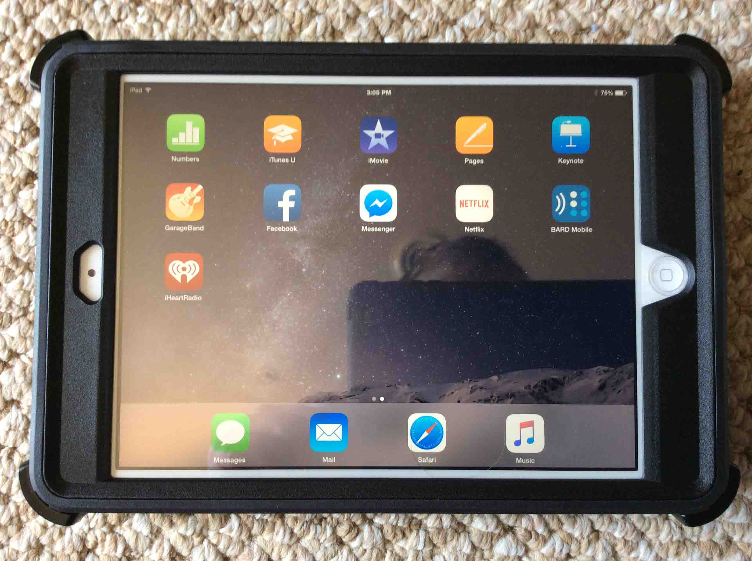 OtterBox Defender Case Review for iPad Air and Mini   Tom's Tek Stop