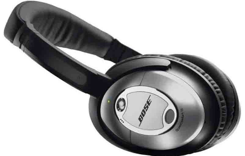 Bose QuietComfort 15 Acoustic Noise Canceling Headphones Earphones Review