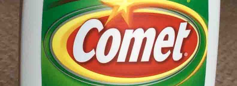 Comet Soft Cleanser with Bleach Review