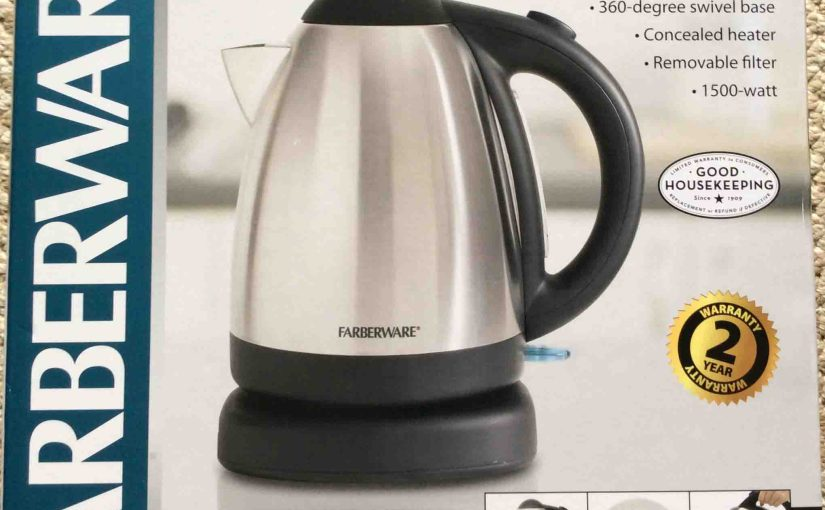 How to Clean Electric Kettle with Baking Soda