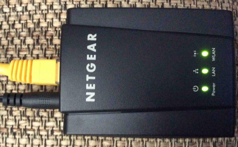 Netgear WNCE2001 WiFi Adapter Review