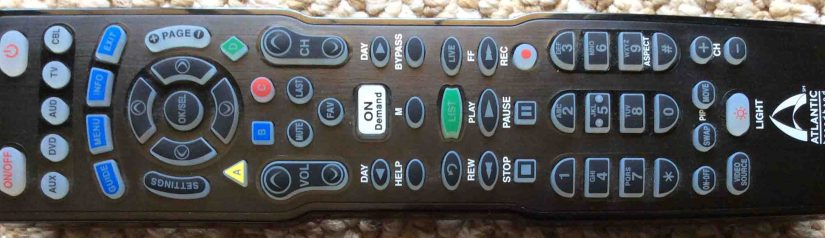 PHAZR-5 UR5U9000LAB Remote Control Review