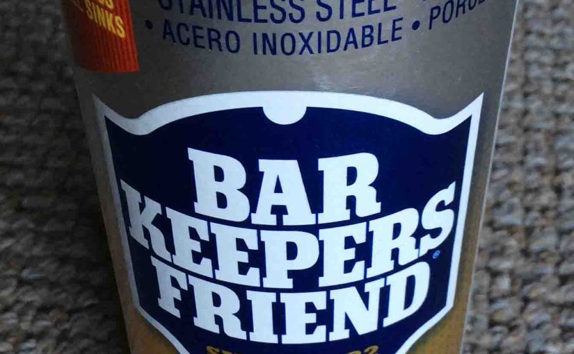 Bar Keepers Friend Powder Cleanser Polish Review