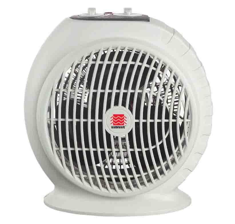 Fixing Noisy Portable Fan Heaters   Tom's Tek Stop