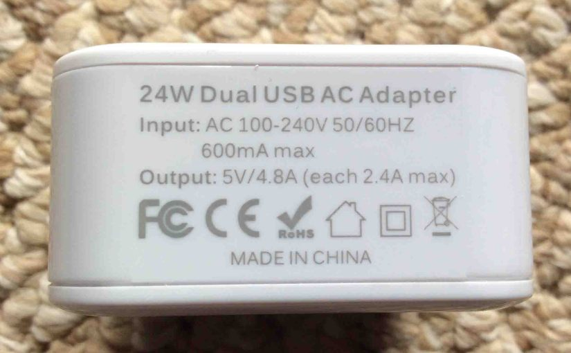 iClever IC TC02 Dual USB Wall Charger Review