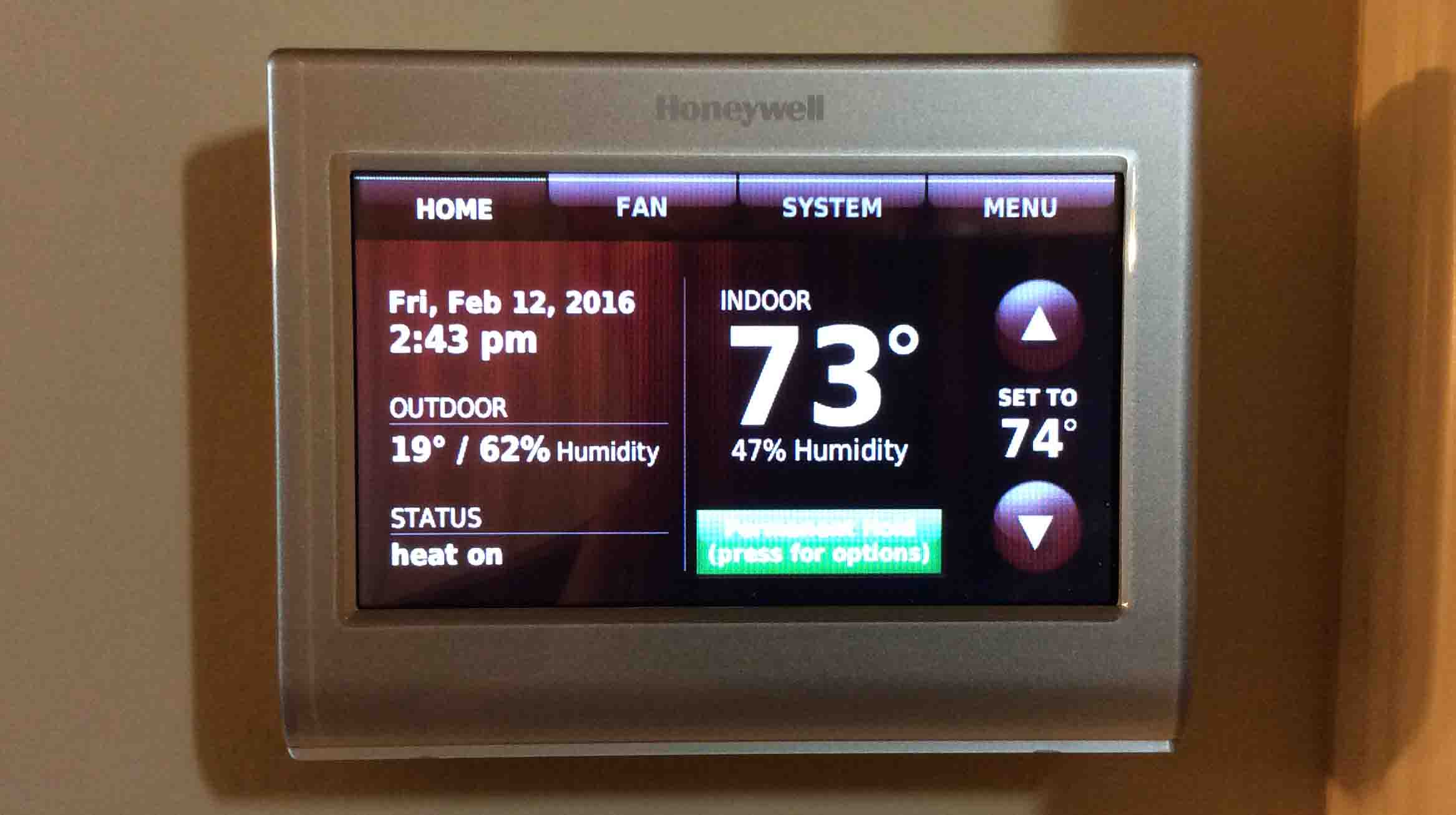 Connect Honeywell Thermostat To Alexa  How To  2019