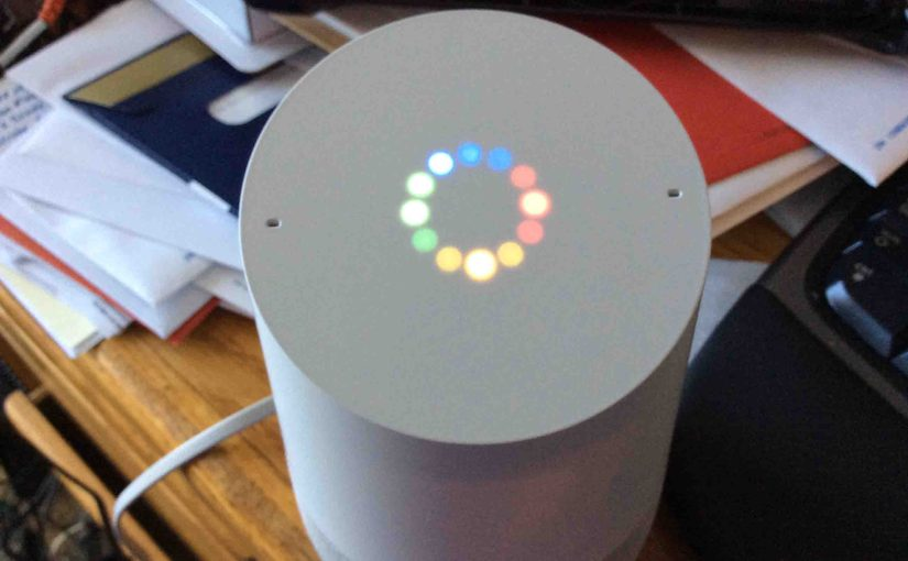 Pairing Google Home as Bluetooth Speaker, NOT YET!