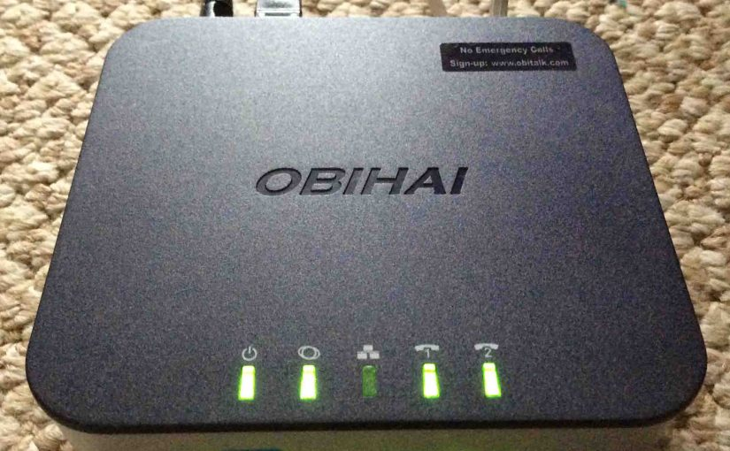 OBi202 VoIP Phone Adapter Review