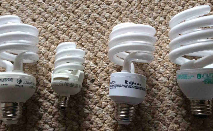 Compact Fluorescent Light Problems Discussed