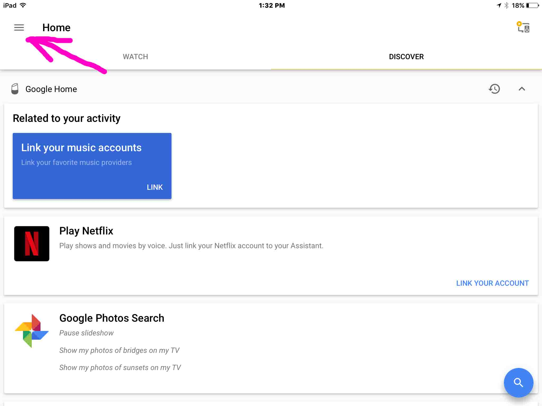 Restart Google Home Mini Instructions   Tom's Tek Stop