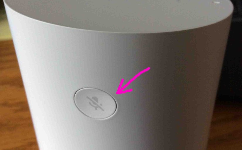 Where is Reset Button on Google Home Speaker