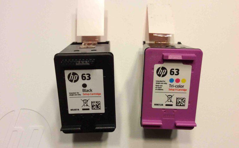 HP Deskjet 3630 Ink Cartridge Details