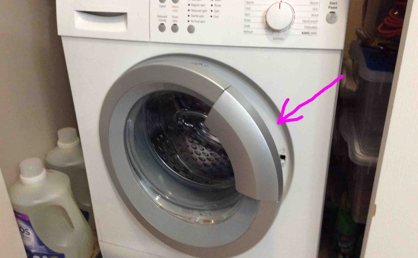Clean Smelly Washing Machine, How to Freshen