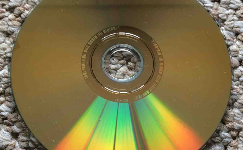 How to Fix a Scratched DVD Disc