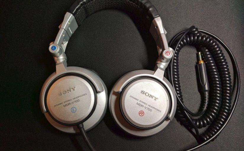 Sony DJ Headphones MDR-V700dj Review
