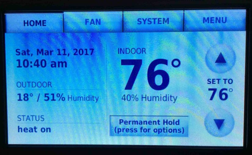 Honeywell WiFi 9000 Color Touchscreen Thermostat Review