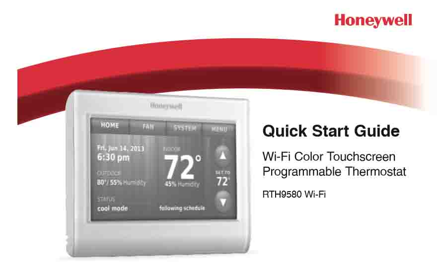 Honeywell smart thermostat wiring instructions rth9580wf tom's on honeywell 9000 thermostat wiring diagram Honeywell 3000 Thermostat Wiring Diagram Wires Honeywell EIM Wiring