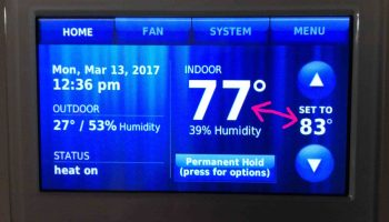 Honeywell Thermostat Not Cooling Down, How to Fix | Tom's