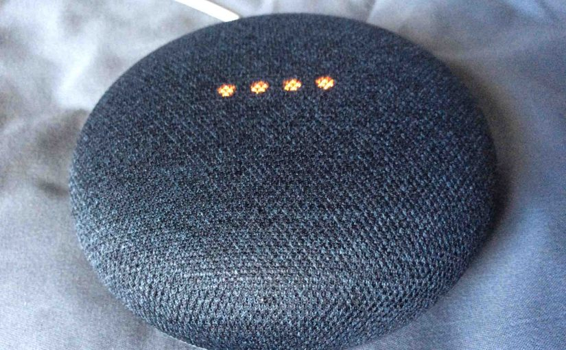 Where is the Reset Button on Google Home Mini Smart Speaker