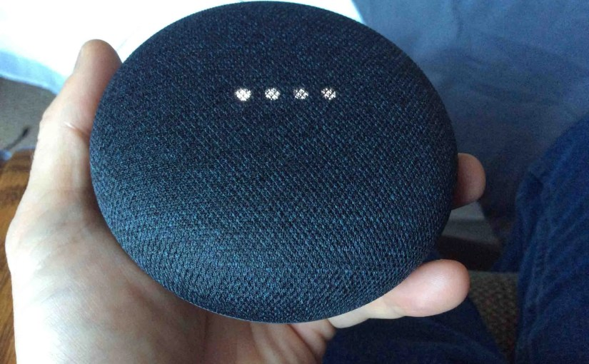 How to Turn Down Google Home Mini Volume
