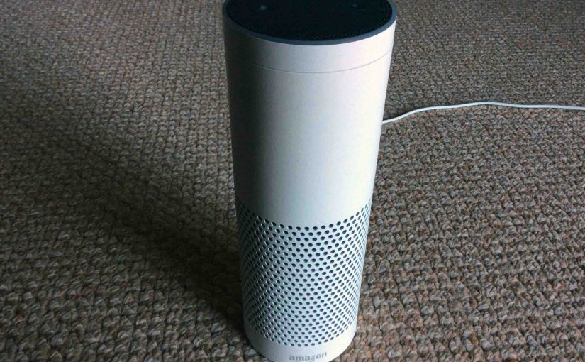 Where is the Reset Button on the Original Amazon Echo Smart Speaker