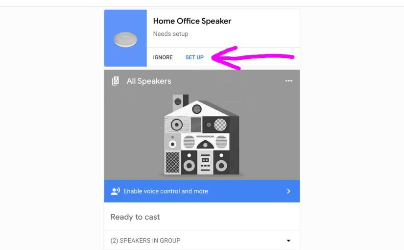 How to Change WiFi Network on Google Home Max