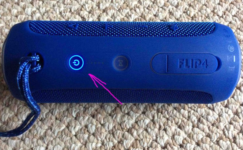JBL Flip 4 Alexa Pairing Bluetooth Speaker Instructions