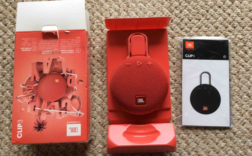 JBL Clip 3 Picture Gallery for this Bluetooth Speaker