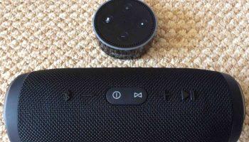 Pairing JBL Clip 3 with Echo Dot Speakers | Tom's Tek Stop