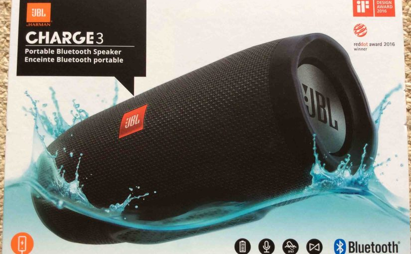 JBL Charge 3 Speaker Review, Features, Specs