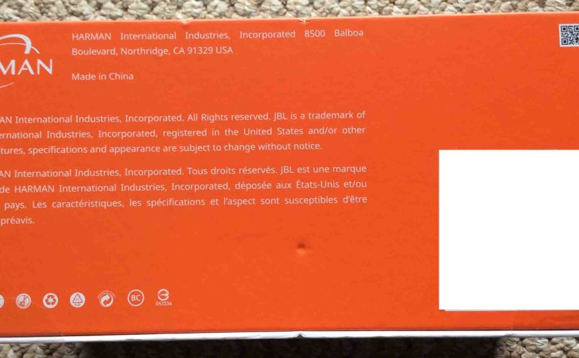 JBL Charge 3 Reset Bluetooth Instructions