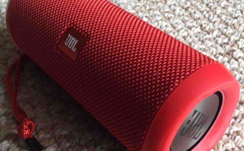 Finding JBL Flip 3 Firmware Version