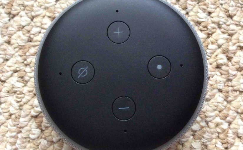Echo Dot 3 Buttons Guide, Functions, Meanings - Tom's Tek Stop