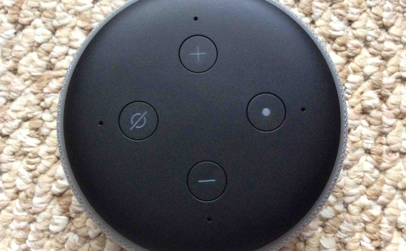 Restart Echo Dot Instructions, How to Restart Echo Dots