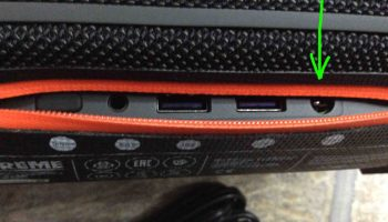 JBL Xtreme Charging Instructions, Speaker Charging Time