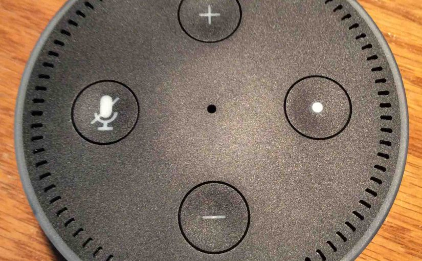 Echo Dot 2 Buttons Guide, How to Use Them