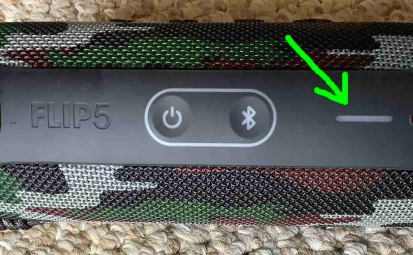 How to Tell if JBL Flip 5 is Charging
