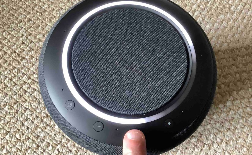 How to Adjust Volume on Echo Studio Speaker