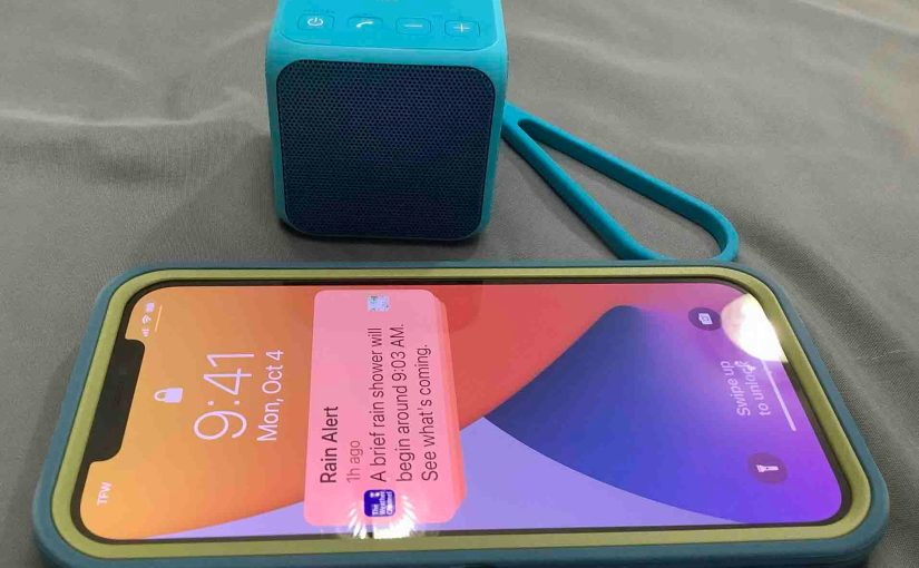 How to Connect Sony SRS X11 to iPhone
