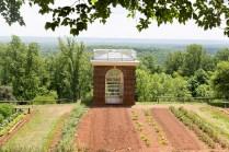 Monticello Kitchen Garden