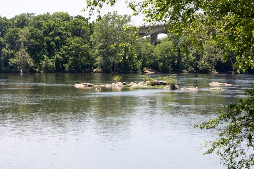 James River, Richmond