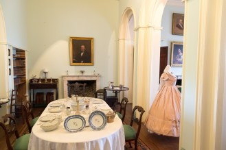 Arlington House interior
