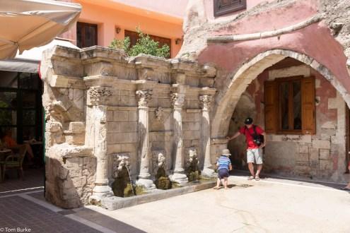 Venetian Fountain