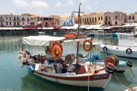 Rethymno Harbour