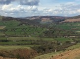 From Shatton Lane towards Ladybower reservoir